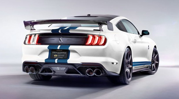Hennessey Mustang Shelby GT500