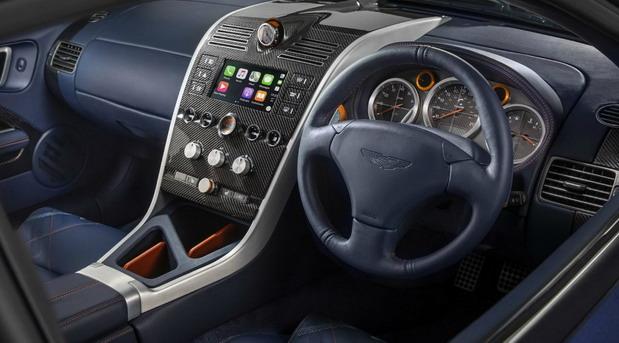 Ian Callum Aston Martin Vanquish