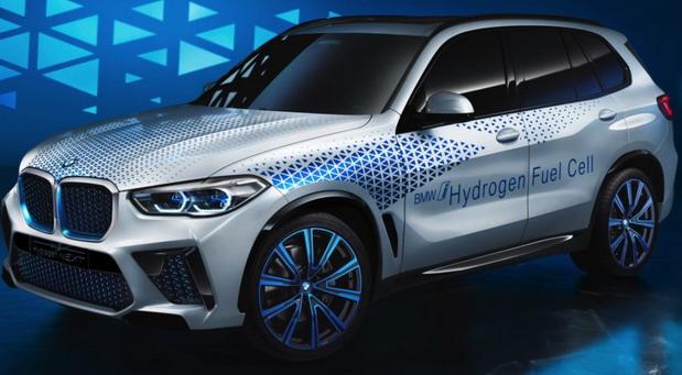 BMW Hydrogen Fuel Cell