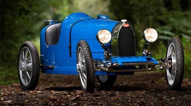 Električni Bugatti Baby II