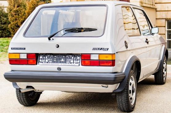 Volkswagen Golf JGL