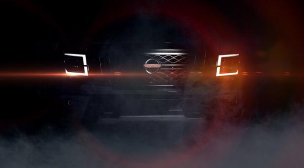 Nissan Titan PRO-4X