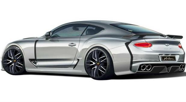 Arden Bentley Continental GT