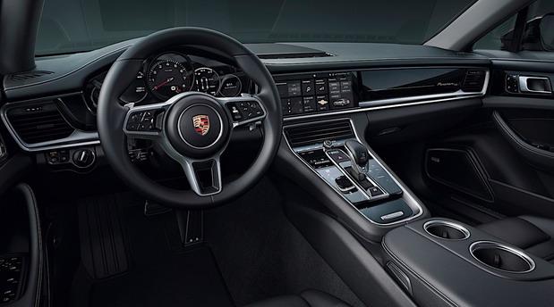Porsche Panamera 10 Years Edition