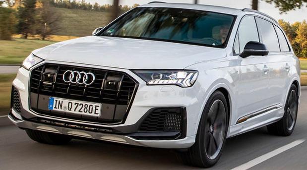 Audi Q7 60 TFSI e