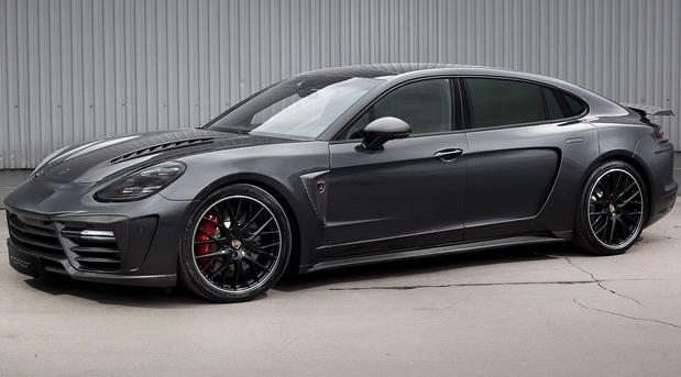 TopCar Porsche Panamera GTR Edition
