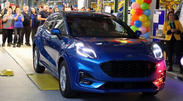 Ford Rumunija