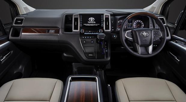 Toyota GranAce