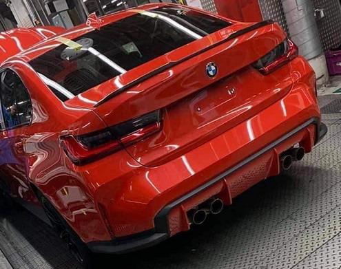 BMW M3?