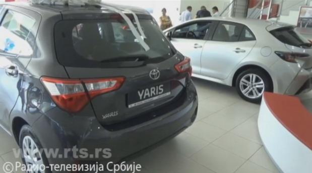 Prodaja Srbija