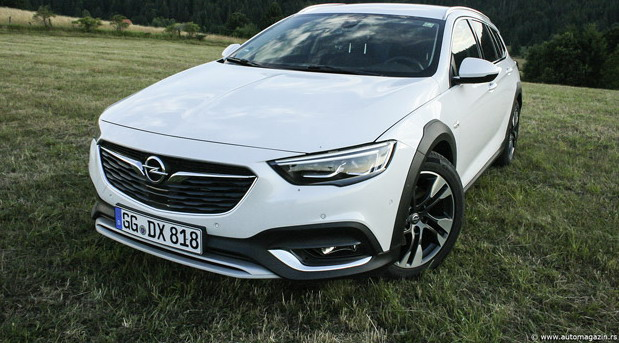 Opel Insignia Country Tourer 2.0 CDTI 8A 4x4
