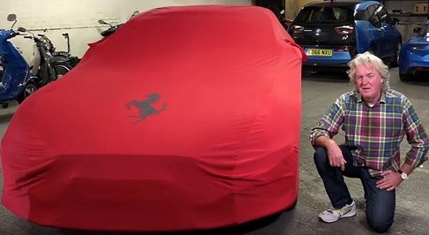 James May ima novi auto