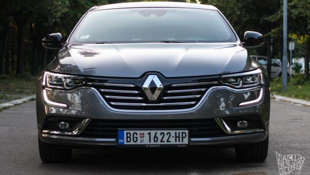 Renault Talisman dCi 200