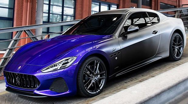 Maserati GranTurismo Zeda