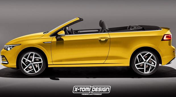 Volkswagen Golf 8 Cabrio