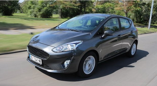 Ford Fiesta 1,1 Business
