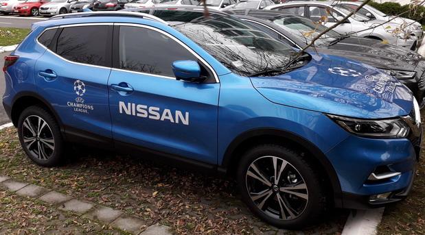 Nissan Qashqai 1,7 4WD