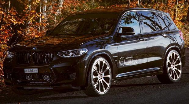 Dahler BMW X3 M
