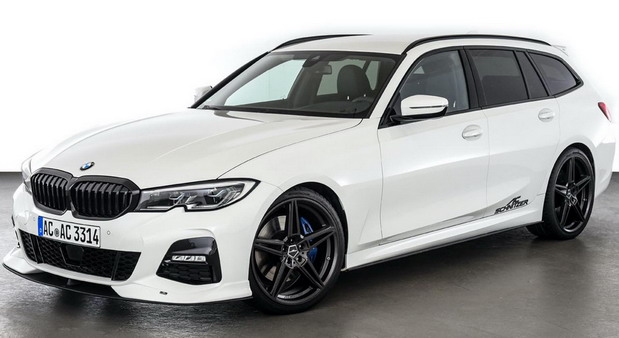 AC Schnitzer BMW Serije 3 Touring