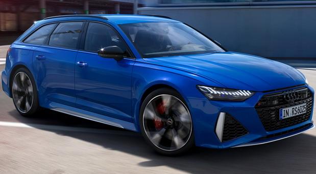"Audi paket ""25 Years Of Audi RS"""