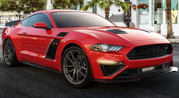Roush Ford Mustang Stage3