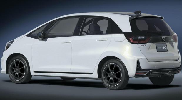 Honda Fit Modulo X