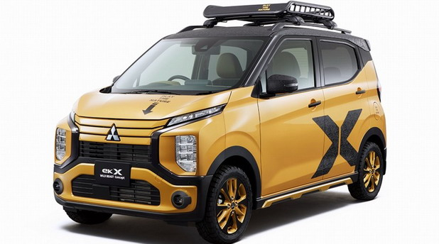 Mitsubishi eK Cross Wild Beast