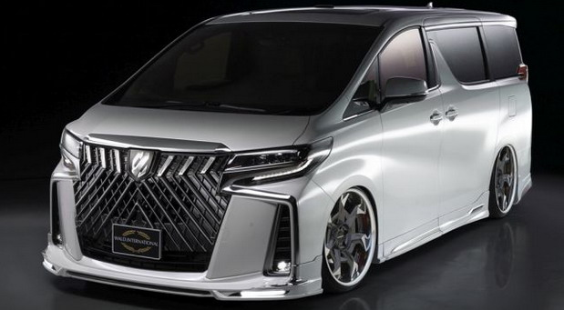 Wald International Toyota Alphard