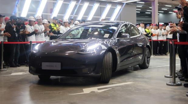 Tesla Model 3 iz Kine