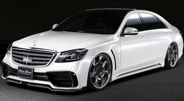 Wald Mercedes S klase