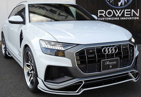 Rowen International Audi Q8