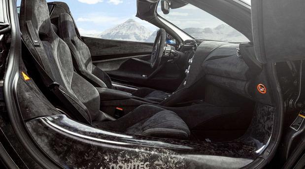 Novitec McLaren 720S Spider N-Largo