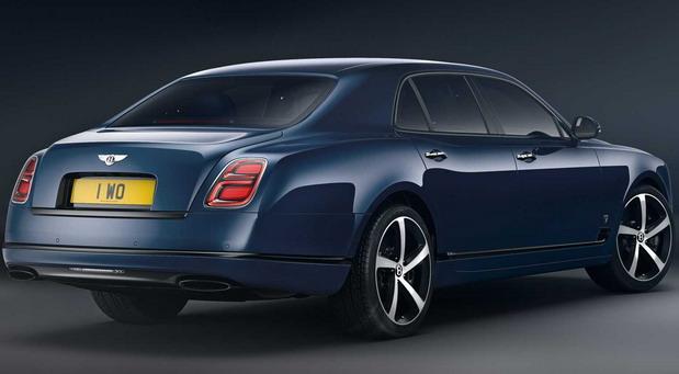 Bentley Mulsanne 6.75 Edition