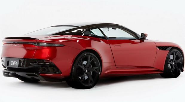 Aston Martin i Gentex