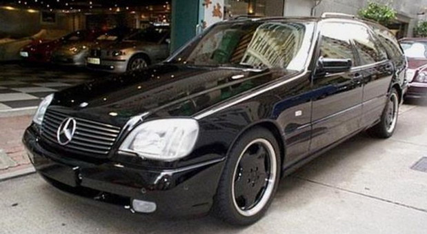 Mercedes S73 T AMG