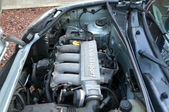 Renault Kangoo RS