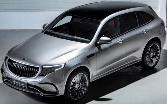 Hofele Mercedes EQC