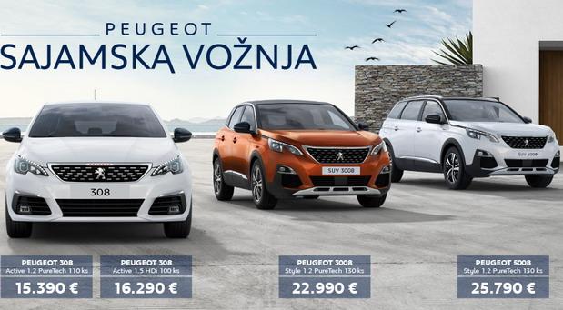 Peugeot sajam