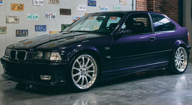 Hartge BMW serije 3 Compact