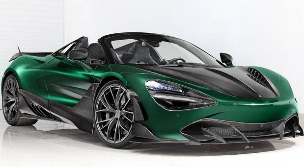 TopCar McLaren 720S Spider