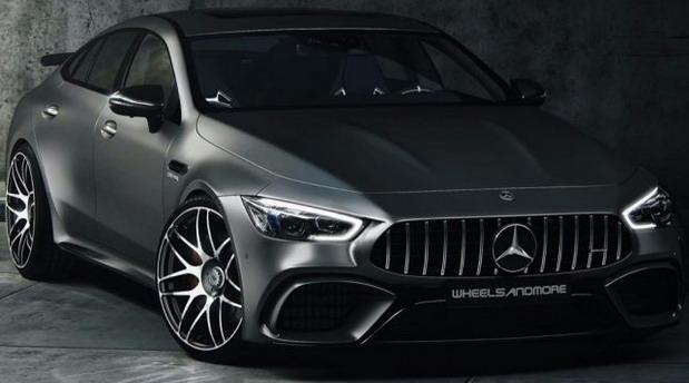 Wheelsandmore Mercedes-AMG GT63S