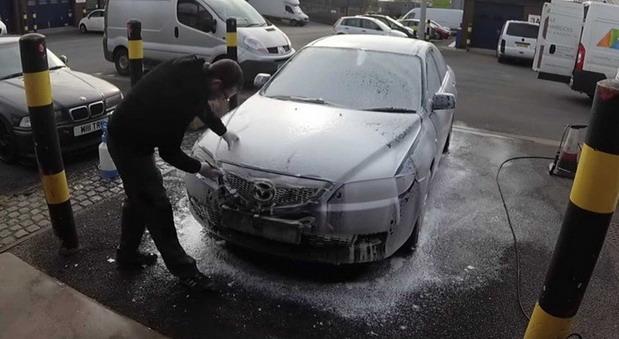 Mazda pranje