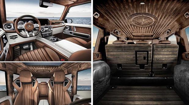 Carlex Design Mercedes G-Yachting Limited Edition