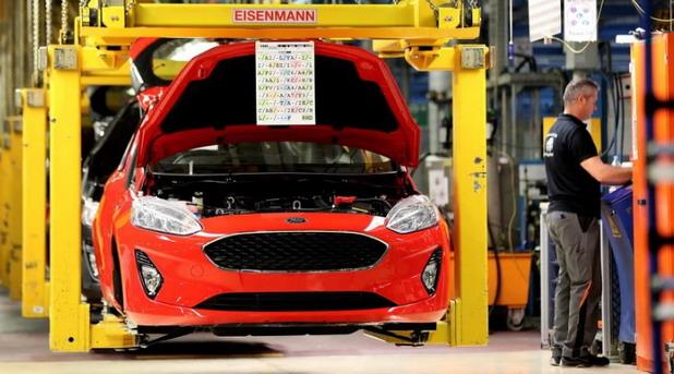 Ford proizvodnja