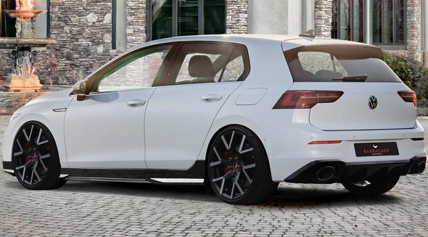 JMS Volkswagen Golf 8