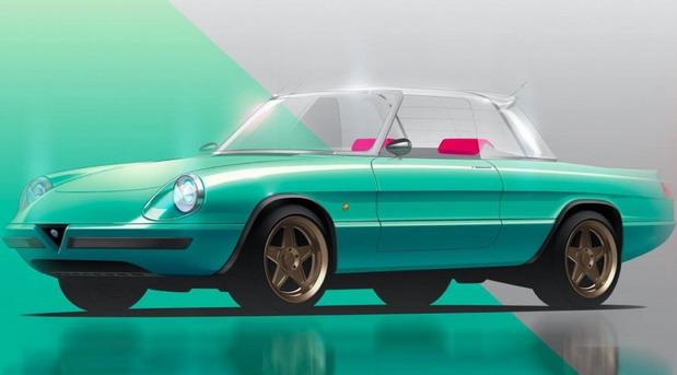 Garage Italia Duetto Icon-e