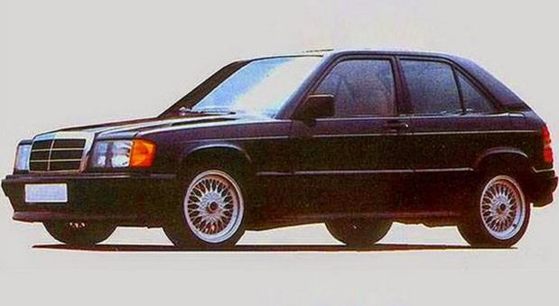 Mercedes-Benz 190E City