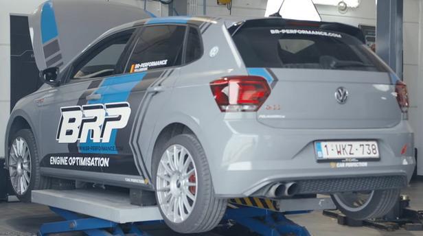 BR-Performance Volkswagen Polo GTI