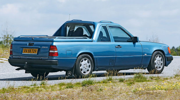 Mercedes W124 pick-up