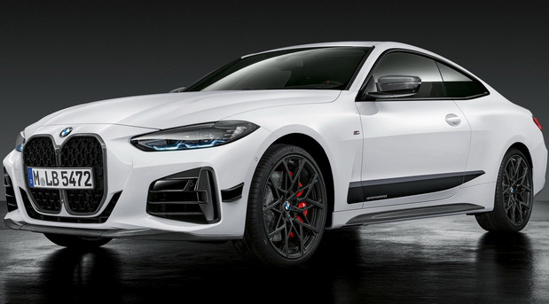 BMW Serije 4 Coupe M Performance